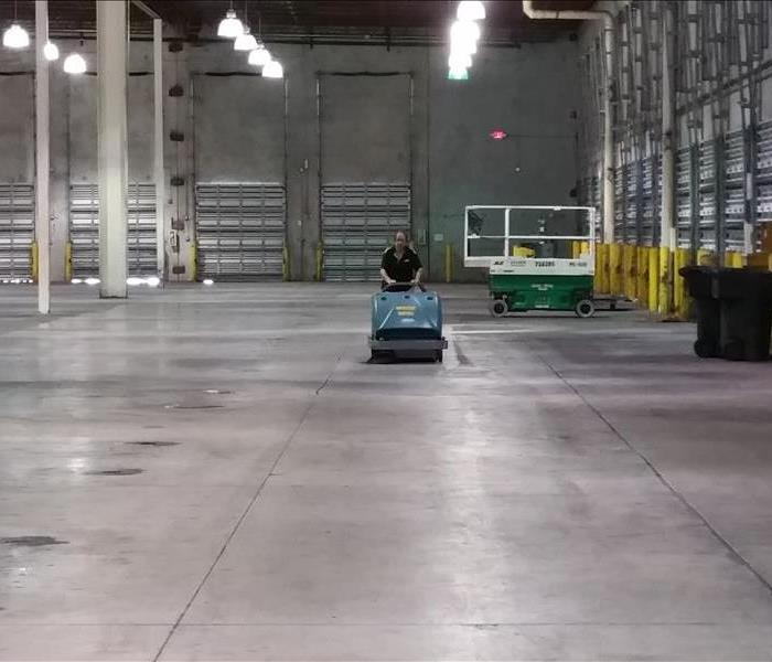 Warehouse Cleaning - Medley, FL After